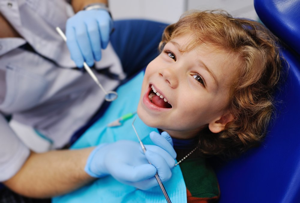 Мифы о здоровье зубов у детей