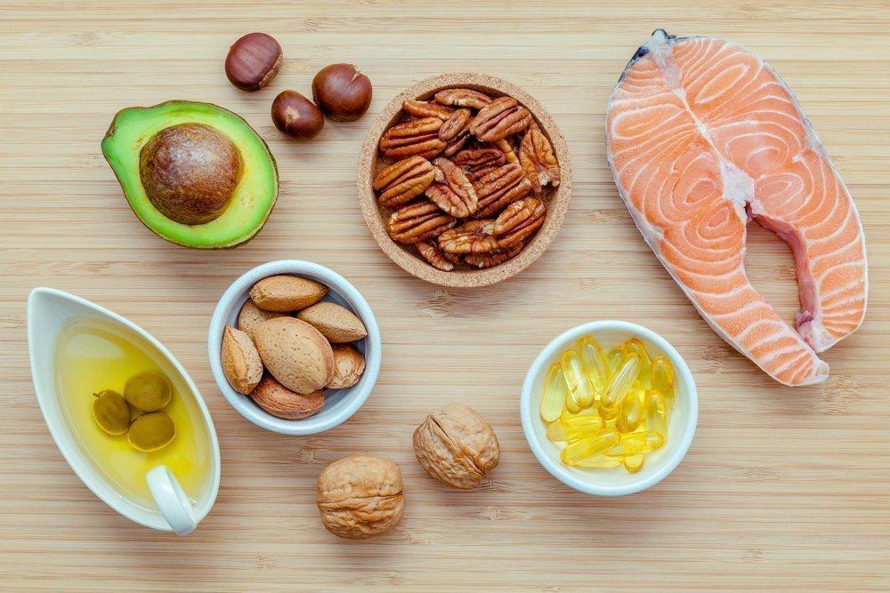 Виды растительных жиров