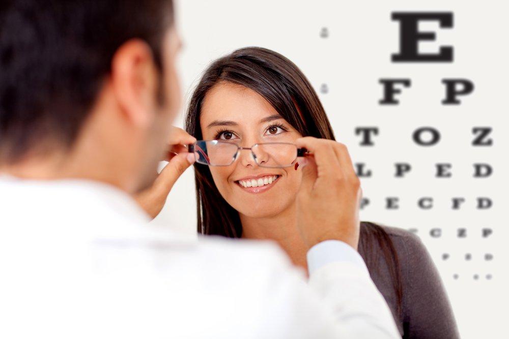 4. Острота зрения