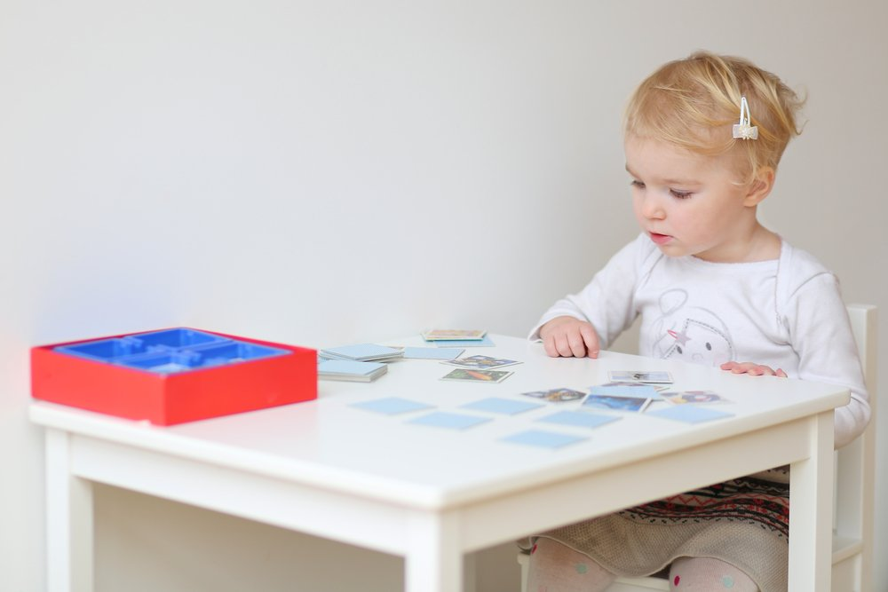 Раннее развитие малыша: методика Гленна Домана