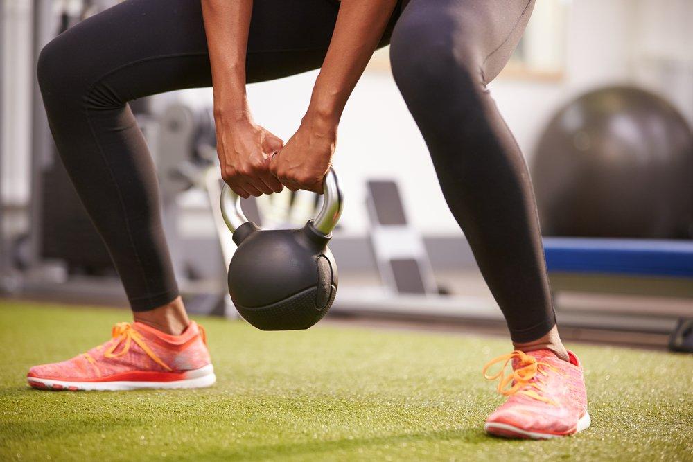 Основы и правила занятий гиревым фитнесом