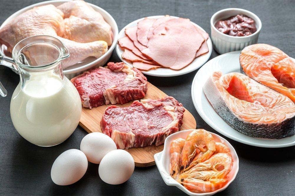 Образец меню диеты для новичков в фитнесе