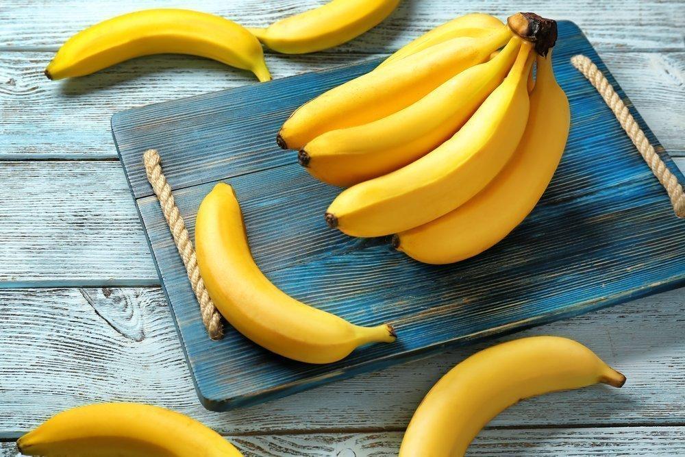 Бананы: правила сочетаемости