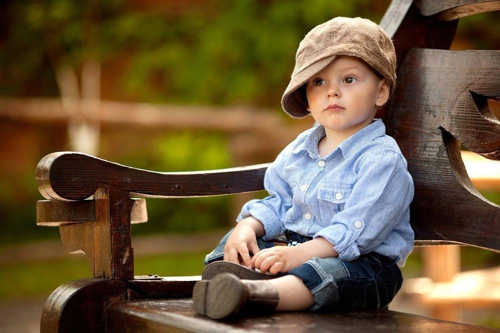 Стадии «мужского» развития: от малыша к подростку