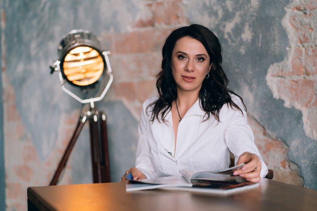 Ирина Баранова, кандидат медицинских наук, anti-age эксперт