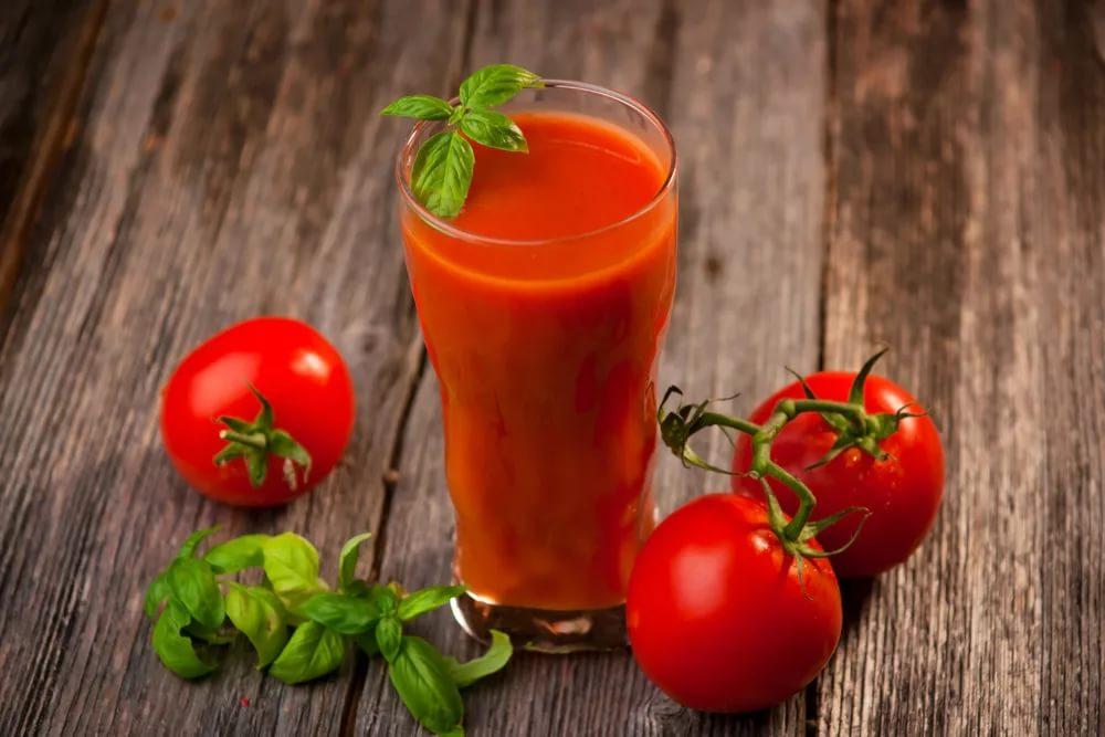 Качественные продукты питания: выбираем томатный сок