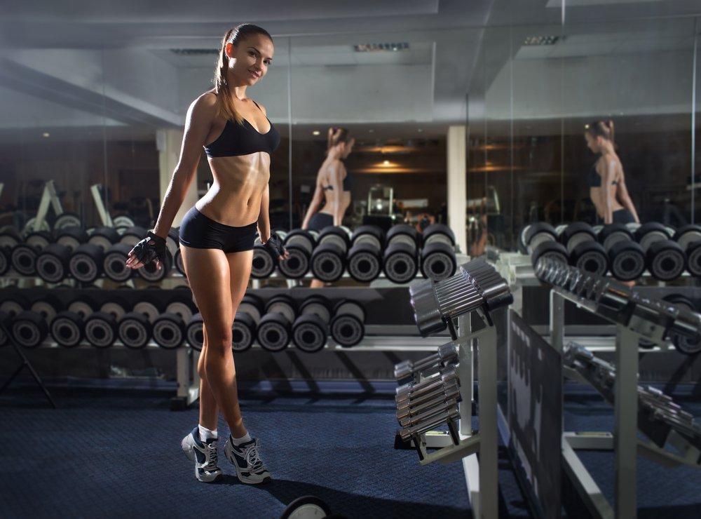Слишком частые тренировки в спортзале