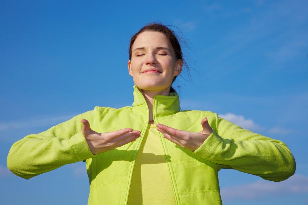 Рекомендации по выполнению дыхательных упражнений