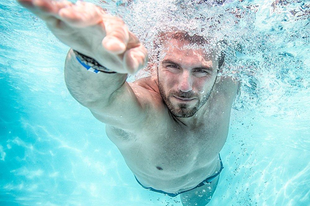Эффективные упражнения в бассейне