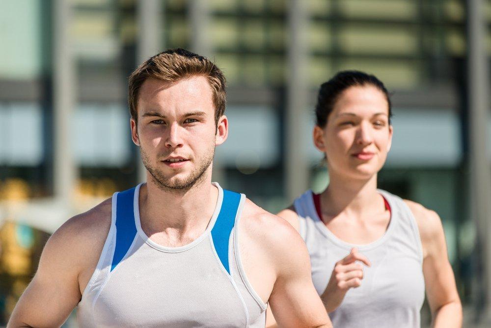 Изменение образа жизни в период увлечения спортом