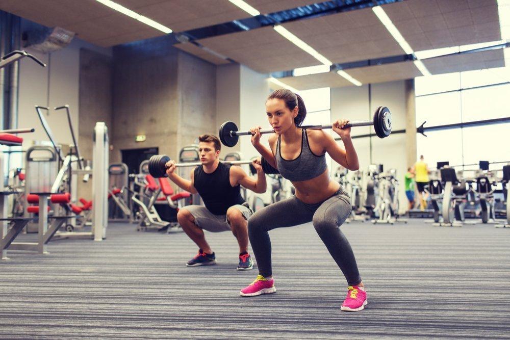 Комплекс упражнений для продвинутых спортсменок