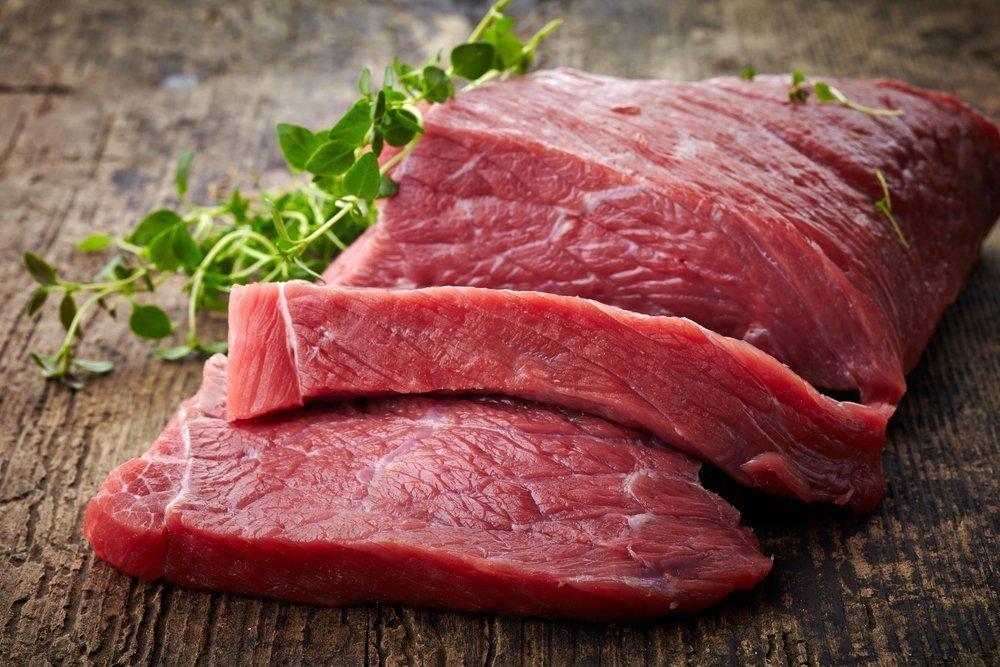 Требования к мясному сырью для будущего детского мясного продукта