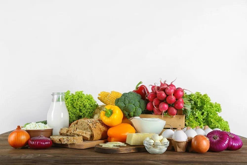 Подробное меню диеты на 1500 ккал