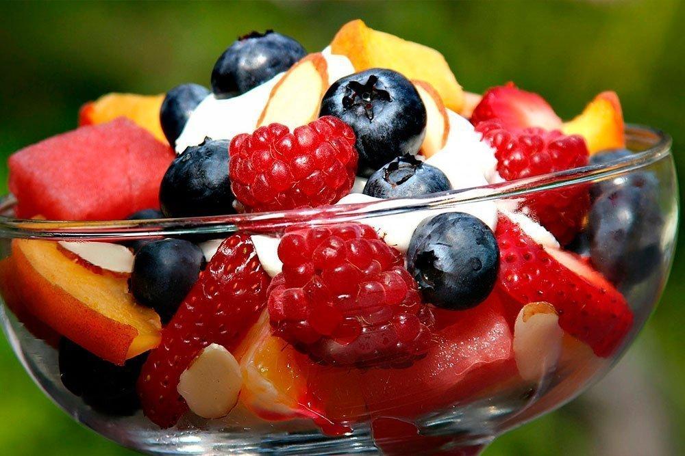 Питание: пересмотрите диету