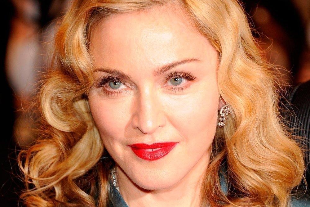 Мадонна, 59 лет Источник: artfile.me