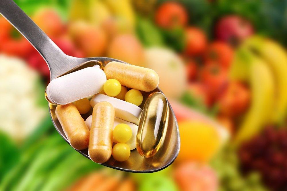 Применение БАДов безопаснее таблеток