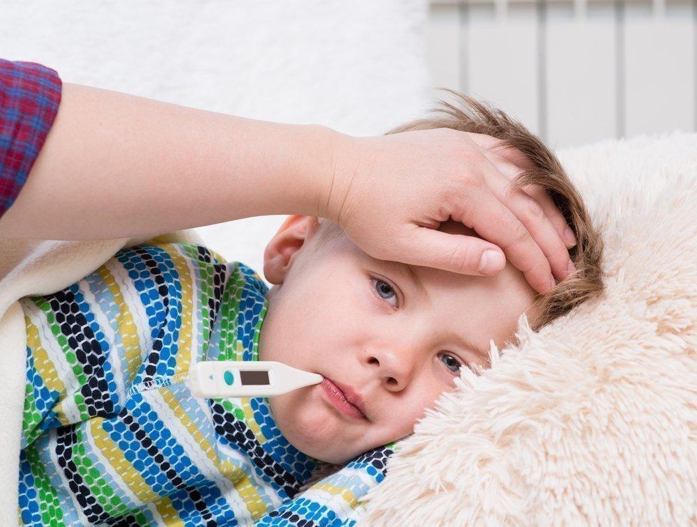 Одышка при заболеваниях инфекционной природы