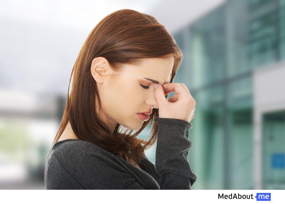Хроническая заложенность носа: причины