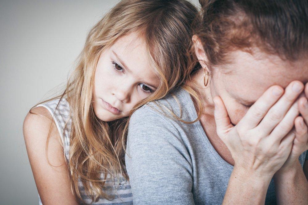 Отчего плачут дети?