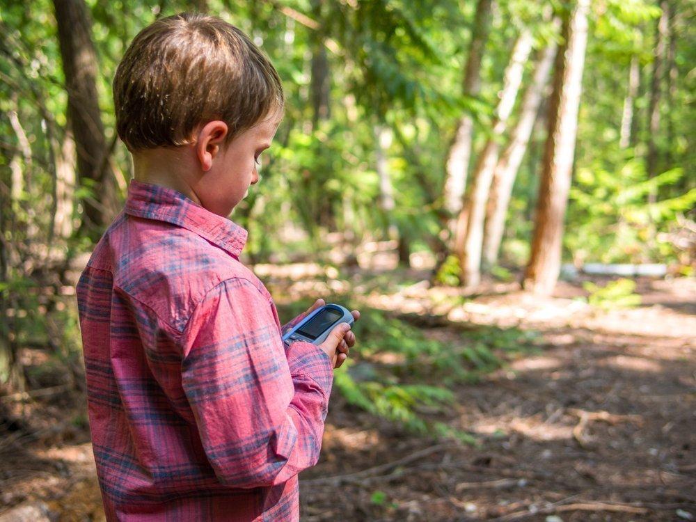 Чтобы дети не терялись: девайсы и гаджеты