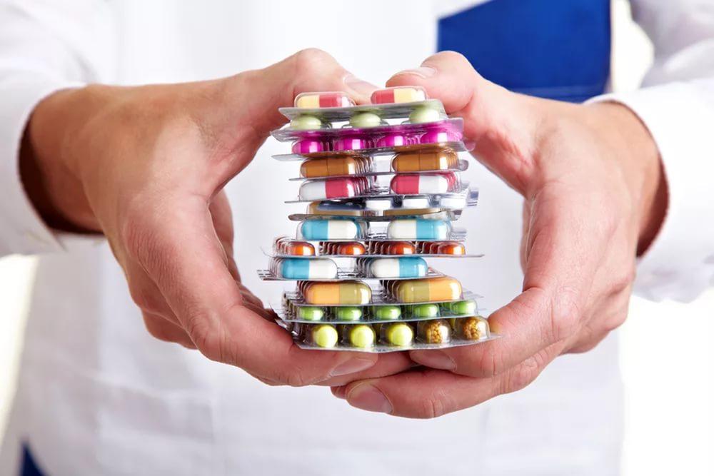 Монокомпонентные лекарства от головной боли