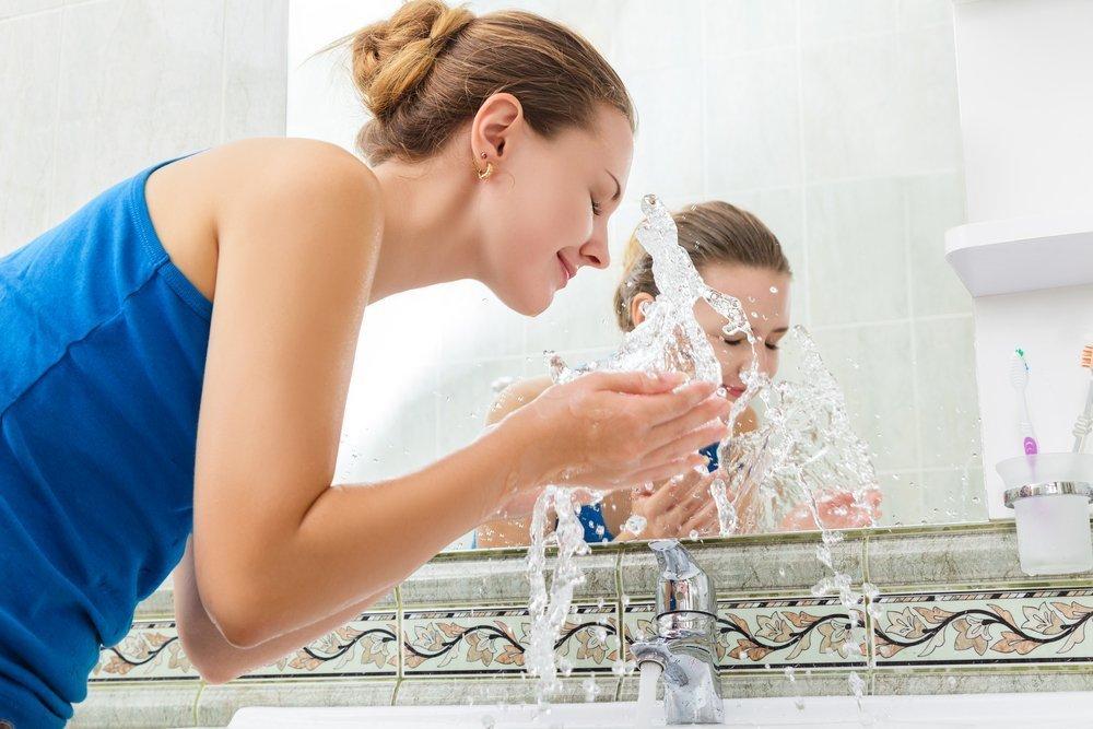 15. Мягко отшелушивайте кожу