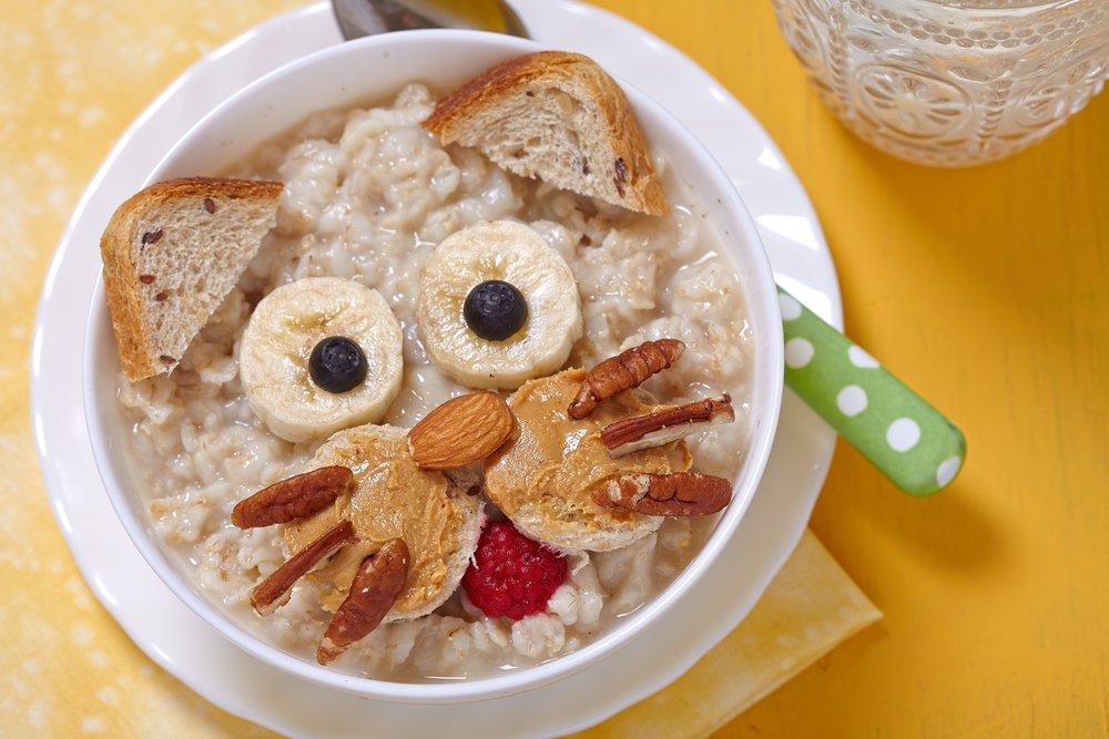 Рейтинг полезных каш в детском рационе питания