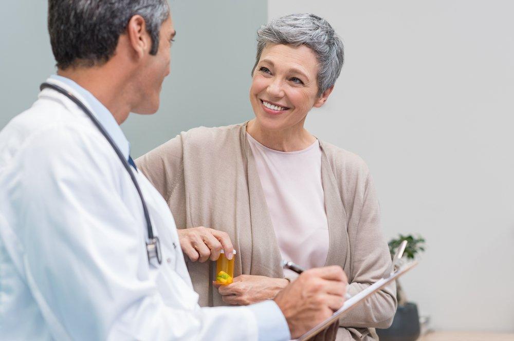 Менопауза: роль гормонов