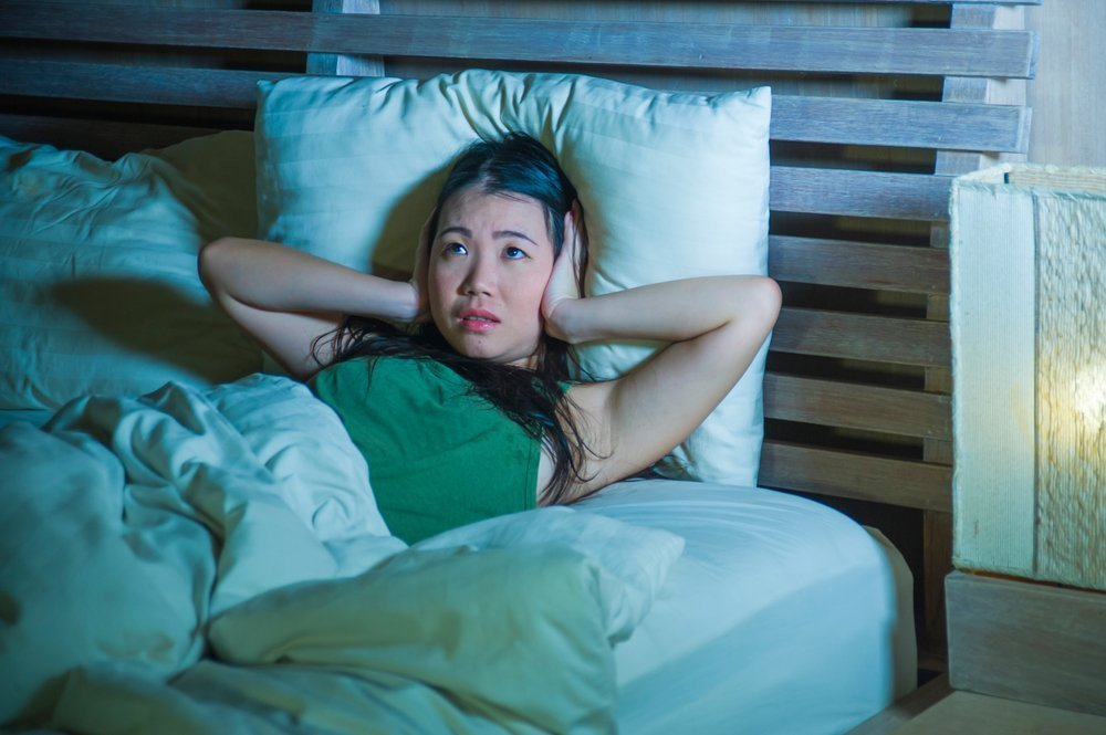 Головная боль при мигрени