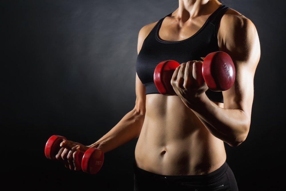 Основные упражнения для ног, бедер и ягодиц