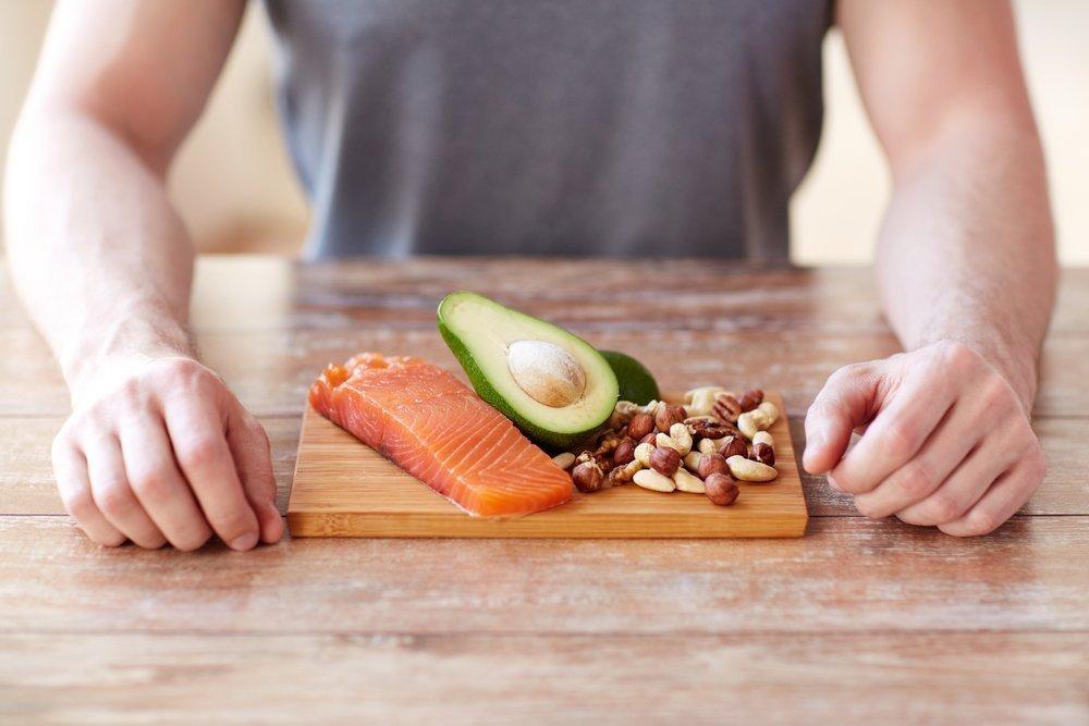 Не бойтесь полезных жиров в рационе питания!