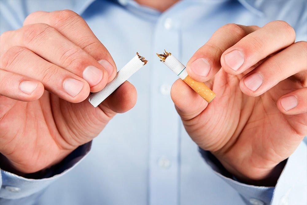Употребление алкоголя и курение - привычки замедленного действия