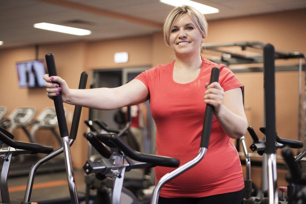 Фитнес-программа для занятий на эллипсоиде