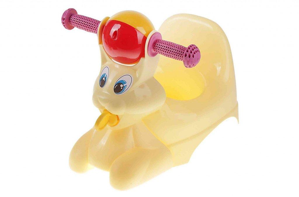 Горшок-игрушка «Plastic Centre»