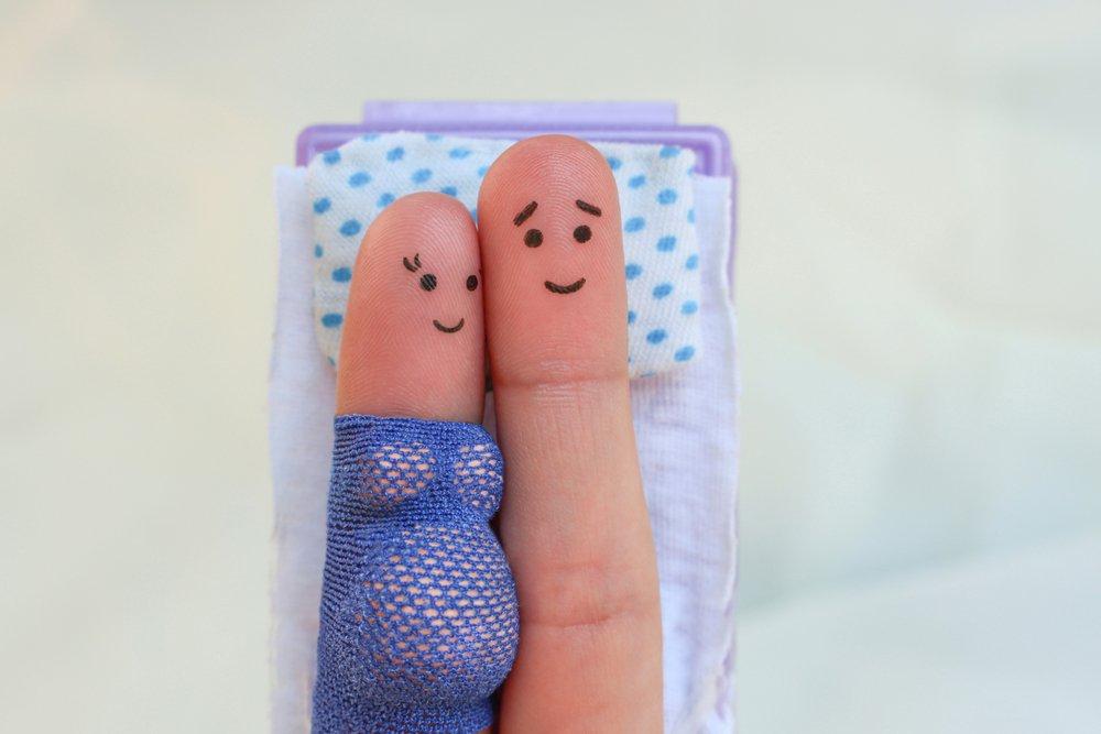 Зачатие и занятия любовью