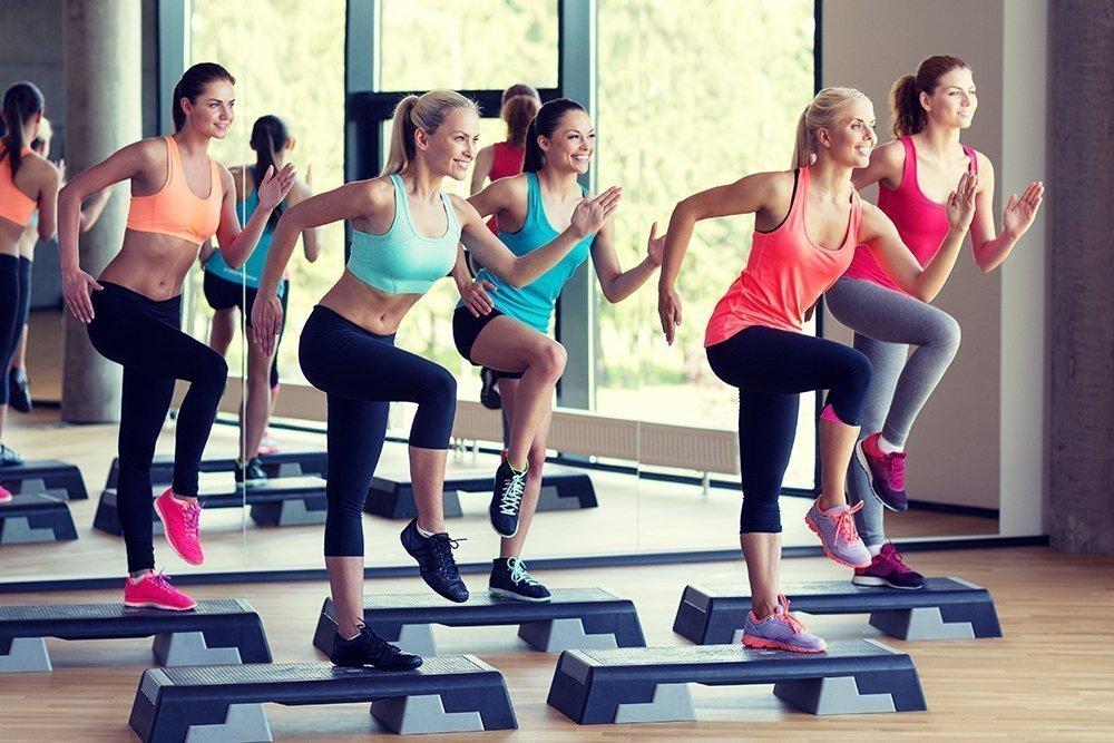 Фитнес для красивого тела