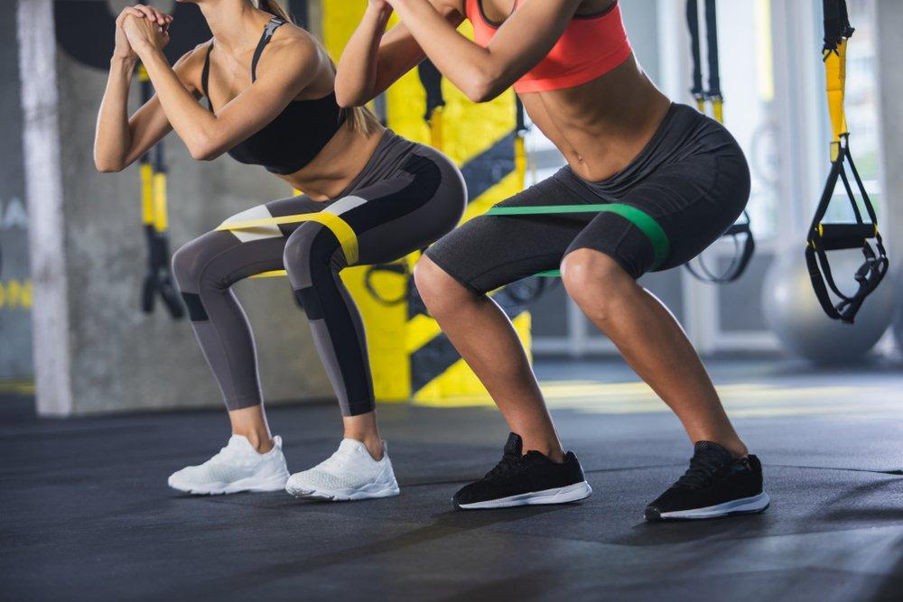 2. Увеличение рельефа мышц