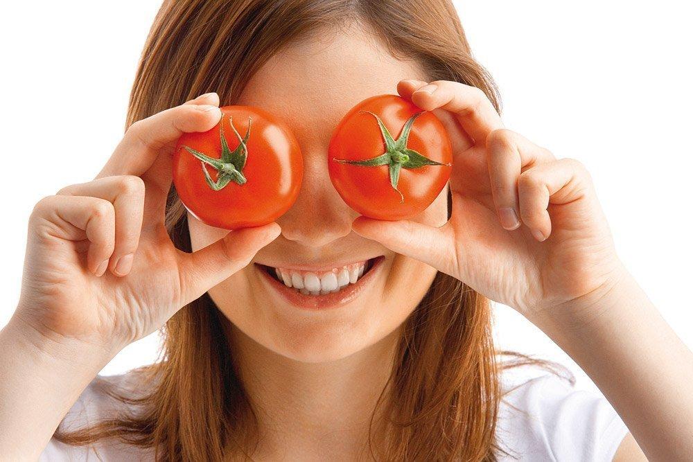 Секреты диеты на томатах