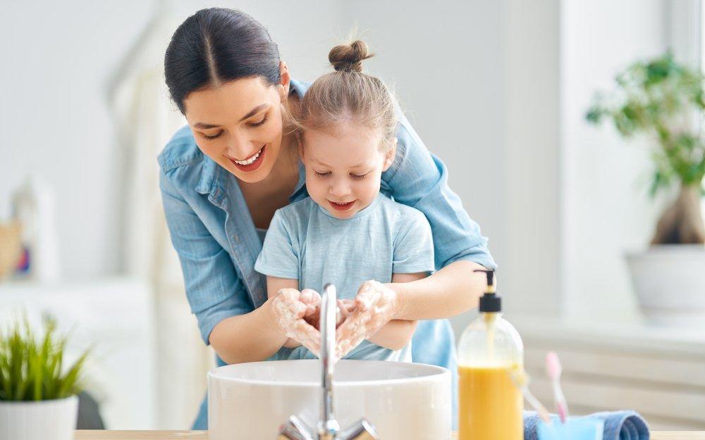 Чистота рук – залог здоровья