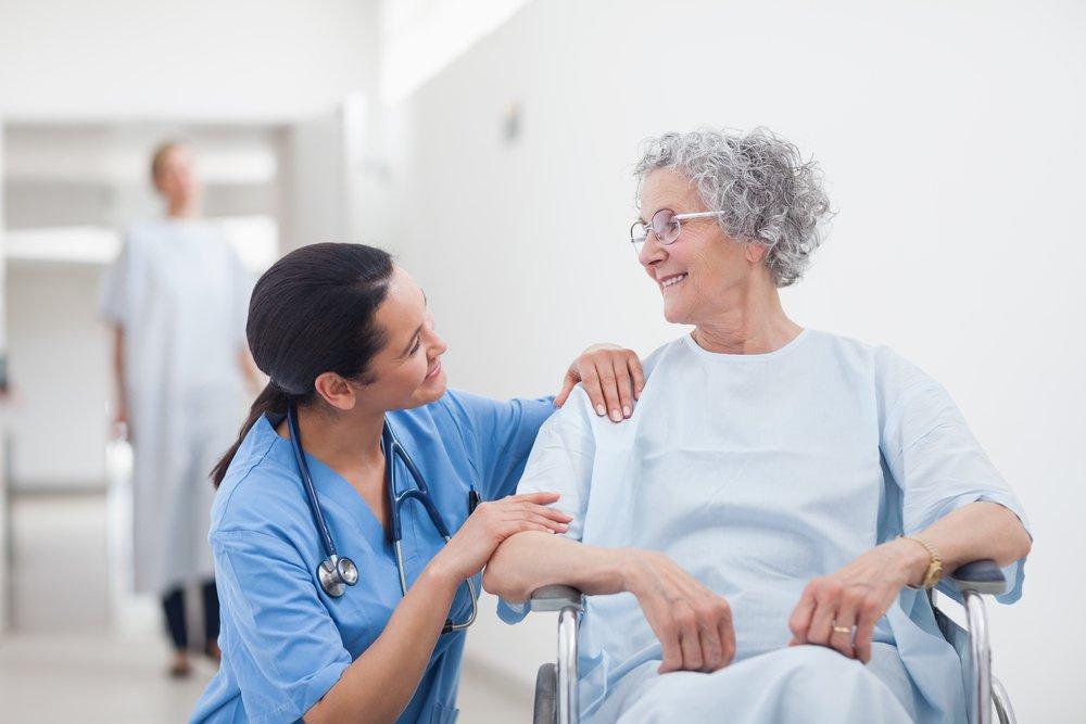 Основы ухода: назначения врача, комфортные условия