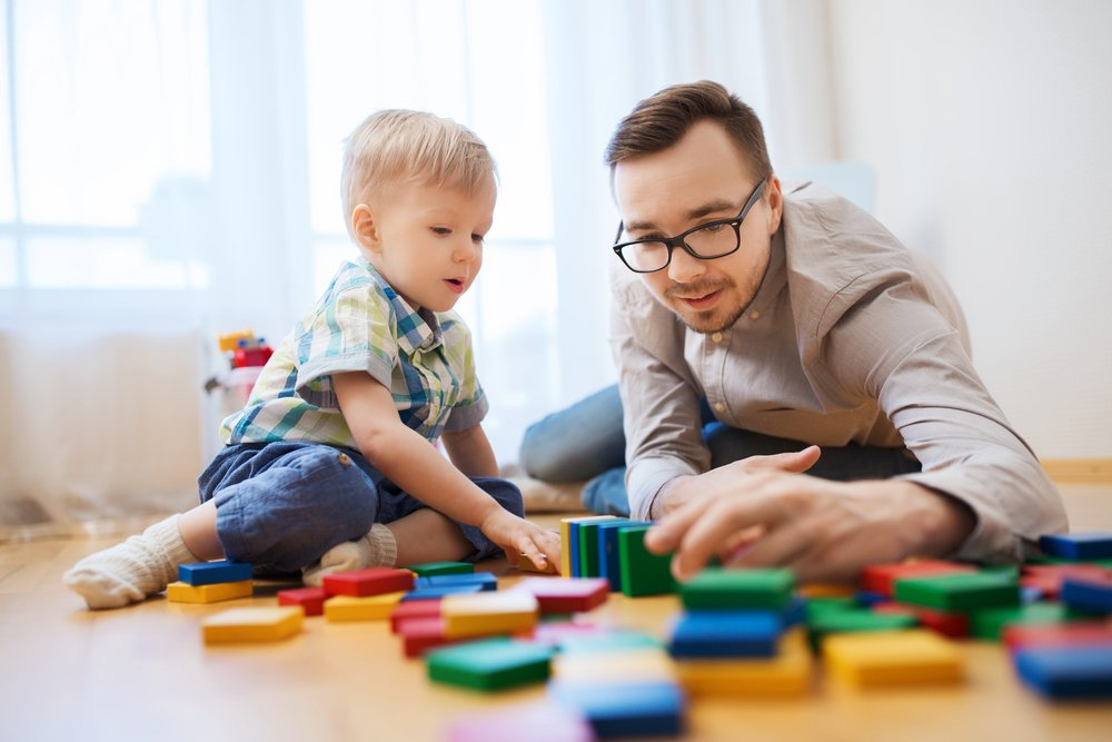 Развитие детей в три года