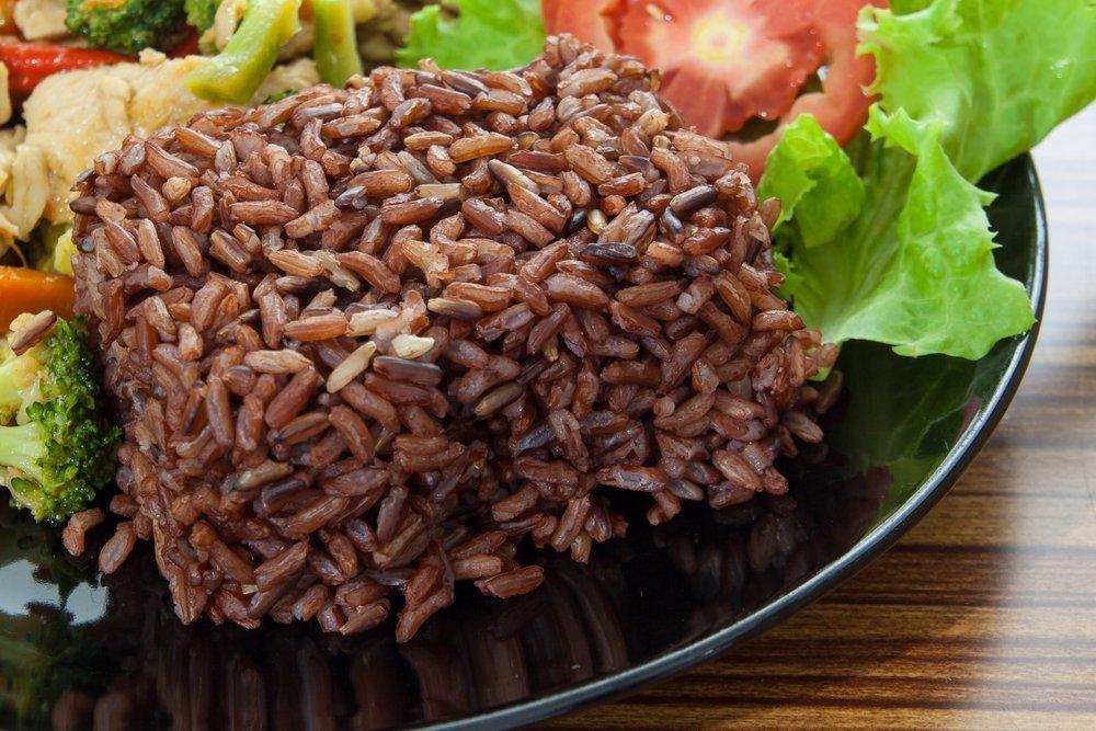 Как использовать бурый рис для похудения