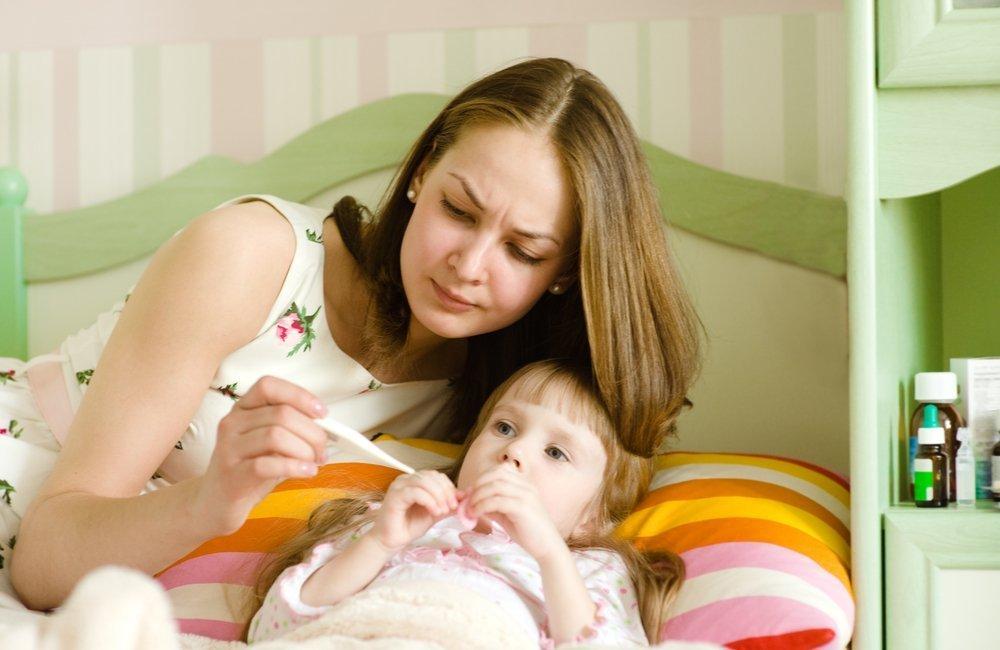 Как часто могут болеть дети?
