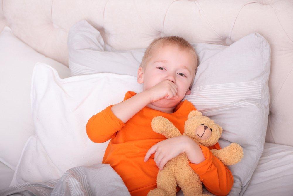 Борьба с кашлем у малыша