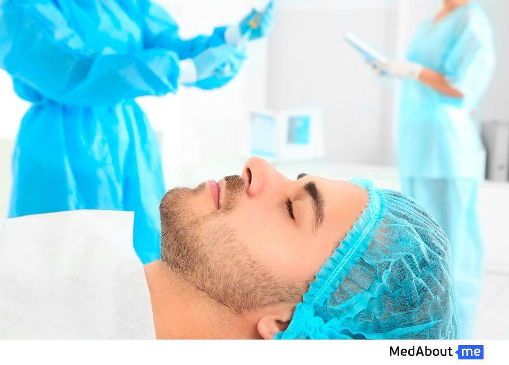 Пластическая хирургия для мужчин