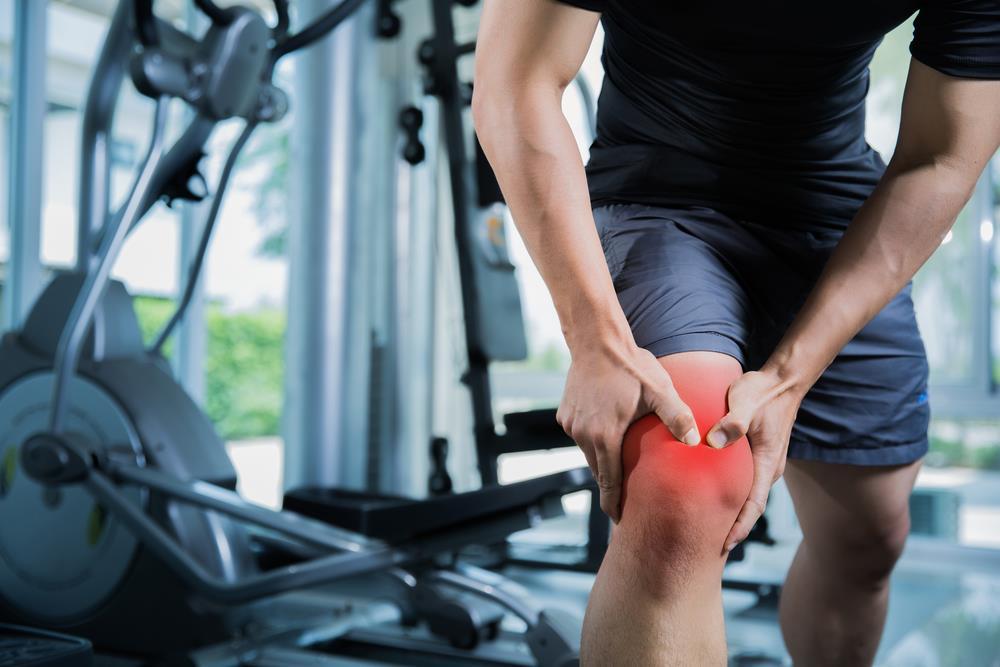 Травмы из спортивного зала