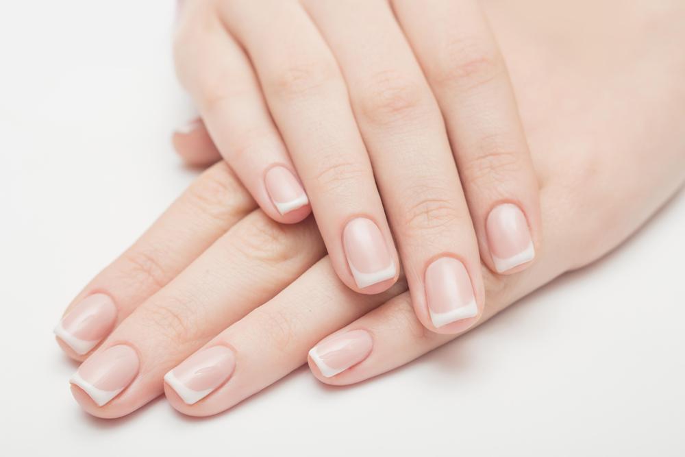 Изменение поверхности ногтей