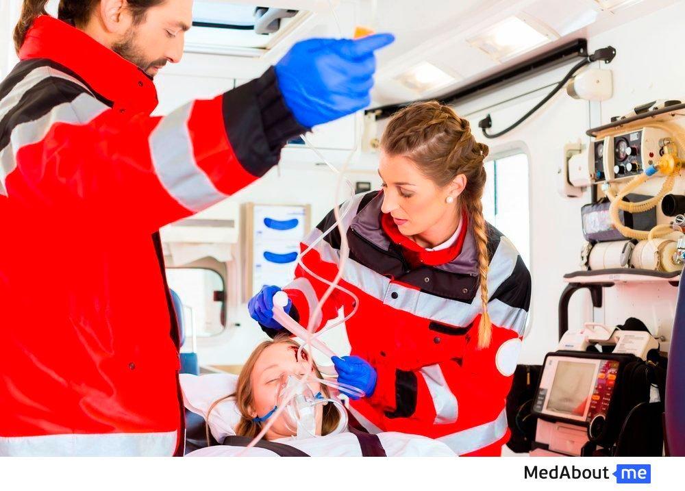 Стандарты оказания скорой помощи
