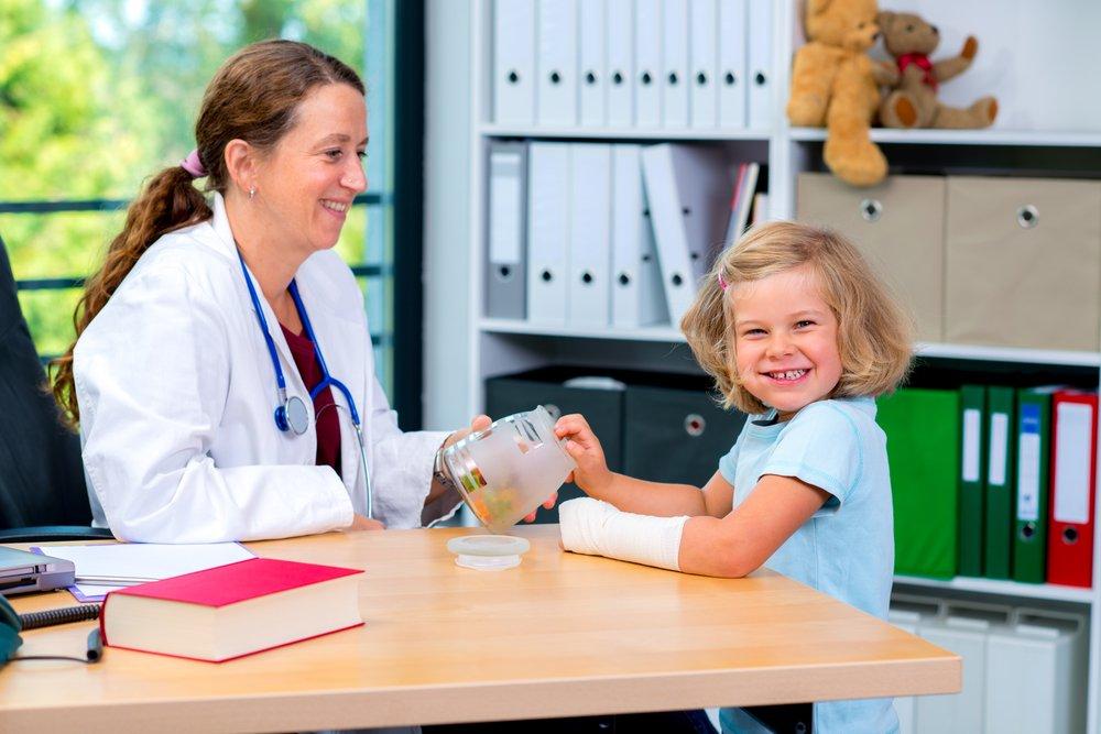 Как распознать перелом у ребенка?