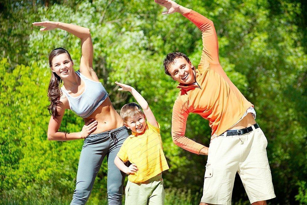 Здоровый образ жизни для сохранения хорошего самочувствия